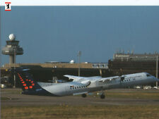 PK Brussels Airlines Aeroporto di Hannover Bombardier Dash 8 q400-G-ecok Aircraft