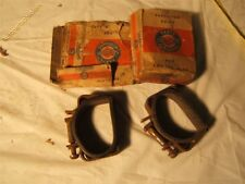 """vintage Packard NOS """" precision built parts"""" clamps 2 count"""