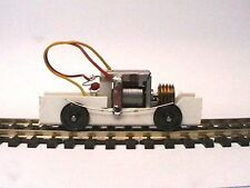Diecast Tram Motor unit, 9mm ROMFORD wheels fits Corgi / EFE / Dick Kerr. '00'