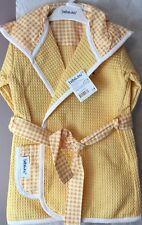 Baby Bath Towel  Robe - Bebe-Jou Bibi and Bobo Cotton Age 18 Months  Brand New