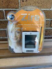 Palm Zire Handheld Pda P/N 405-4453C-Us New Sealed