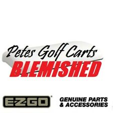 NEW OEM BLEM EZGO Golf Cart Front Seat Bottom Fits TXT WHITE 1994+