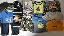 12 Month Boy Clothes Lot