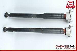 08-14 Mercedes W204 C250 C350 Rear Left & Right Shock Absorber Strut Set OEM
