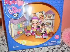 LPS BLYTHE SCOOTER PLAYSET B15 & #1864 NRFB