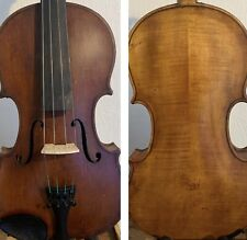 Antique Unique Labelled Antonius Stradivarius 4/4 Violin With Sound Sample