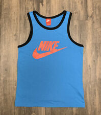 Nike Sportswear Mens Small Workout Running Tank Training Beach Activewear
