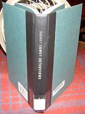 Sidney Lumet Interviews, Joanna E. Rapf Ed. (Univ Press of Mississippi, 2003) HC