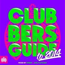 Ministry Of Sound Presents Clubbers Guide 2014 (New Sealed) Music CD