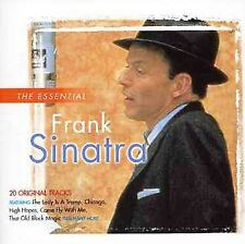 The Essential by Frank Sinatra (CD, Aug-2004, EMI) Brand New Sealed Best Of 20