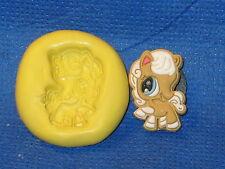 My Little Pony Silicone  Mold Cupcake #534 Cake Resin Clay Wax Fondant Chocolate