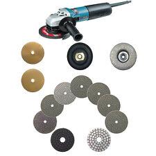 Makita Grinder & Tool package for Profiling & Polishing