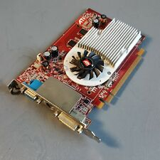 Vintage ATI Radeon X1300 PRO PCIE 256MB DDR2 Video Card DVI/VGA/S-Video Card.