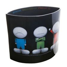 Monday Wednesday Friday Ceramic Vase by Doug Hyde from John Beswick Collection