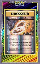 ��Lien Spirituel Dracaufeu Reverse -XY12- 75/108-Carte Pokemon Neuve Française