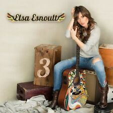 Elsa Esnoult - III [New CD] Digipack Packaging, France - Import