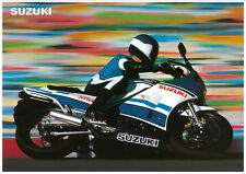 SUZUKI Poster RG500 Gamma 1985 1986 1987 Multicoloured Suitable to Frame