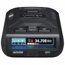 Uniden R1 Extreme Long Range Radar/Laser Detector w/Voice Alert Police Speed DSP