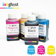 Refill Ink for Canon compatible CLI-521 CLI-526 PGI-520 & 525 CISS cartridges