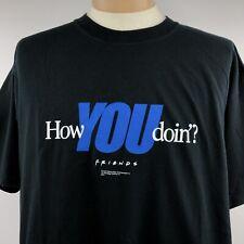 NBC Experience FRIENDS How You Doin? Shirt Sz XL Joey Short Sleeve Tee