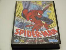 !!! SEGA MEGA DRIVE Spider-Man JAPAN GUT !!!