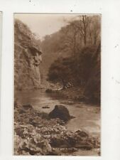 Lion Rock Dovedale 1940 Postcard 546a