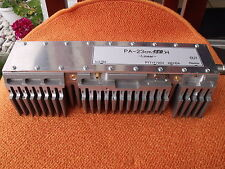Power Amplifer   1296 MHz .  150 Watts.
