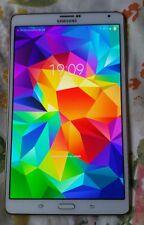 Samsung Galaxy Tab S SM-T705 16GB, Wi-Fi + 4G (Sbloccato), 8.4in - Abbagliante Whit.