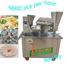 80mm size automatic dumpling samosa spring roll empanada Perogi maker machine