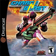 Charge & Blast DC New Sega Dreamcast