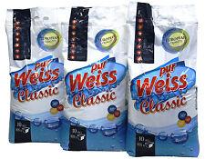 Waschpulver Pur Weiss Classic Universalwaschmittel 30 kg 315 Waschladungen