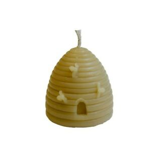 """Skep and bees Candle Mould, Mold, Make 1000 Candles, incl wick, TS25 & 1.5"""" wick"""
