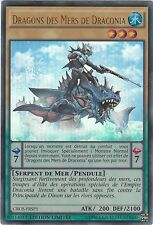 ♦Yu-Gi-Oh!♦ Dragons des Mers de Draconia/Sea : CROS-FRSP1 -VF/ULTRA RARE