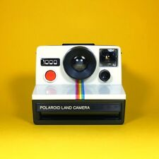 Polaroid Onestep 1000 SX-70 instantánea punto y disparar la cámara de cine