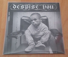 "Despise You - all your majestic bullshit 7""  Limited Edition red Vinyl"