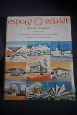 1967 Montreal Expo Edu-kit