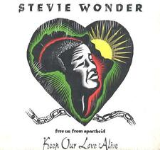 WONDER Stevie 12'' Keep Our Love Alive - GERMANY