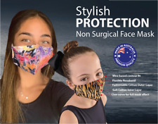 HYGENIC FACE COVER MASK  - AUST MADE