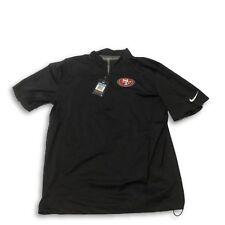 San Francisco 49ers Nike Short Sleeve Size Medium Hot Jacket 666e0d7fd