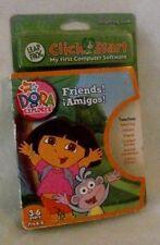 Leap Frog Dora Explorer Friends Amigos 3-6 Pre K Kindergarten Letters Spanish