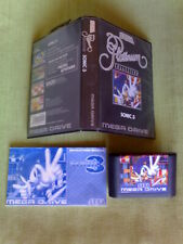 Videojuego SONIC 3 Platinum Collection Sega Mega Drive Megadrive Genesis Pal Aus