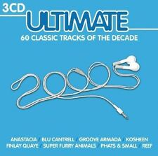 ULTIMATE 2000's 3 CD NUOVO CRUSH/Rooster/a1/Milky/Moloko/Lee Ryan/+