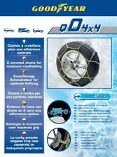 CHAINES NEIGE 4x4 UTILITAIRE CAMPING CAR 185/70x14 195/65x14 6,5x14 185/65x15