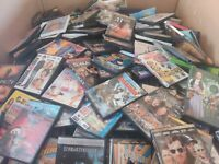 DVD Assorted Box Lots - 180 DVDs -  Bulk DVD Lot Wholesale Movies Only A+ Titles