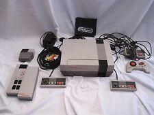 Huge Vintage Original NES Console And 72 Game Bundle