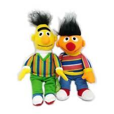 Sesamstrasse Plüschfiguren Ernie & Bert 2er Set 22cm