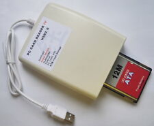 USB 2.0 to 68 pin ATA PCMCIA Memory CF SD MS XD Card Reader CardBus Card Adapter