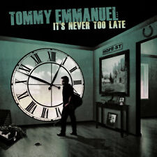 Tommy Emmanuel : It's Never Too Late CD (2015) ***NEW***