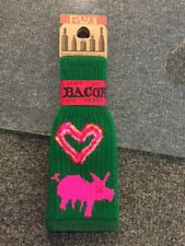 Freaker Beverage Insulator Koozie Don't Go Bacon My Heart Nwt
