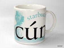 Starbucks Coffee 2007 City Mug Collector Series Cancun Mexico Large Mug Cup